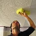 поклейка обоев на потолок цена