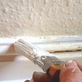 покраска потолочного плинтуса цена