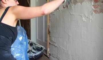 3 способа самостоятельно выровнь кривые стены перед поклейкой обоев