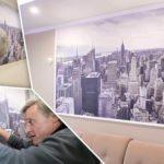 поклейка фотообоев в Москве, цена